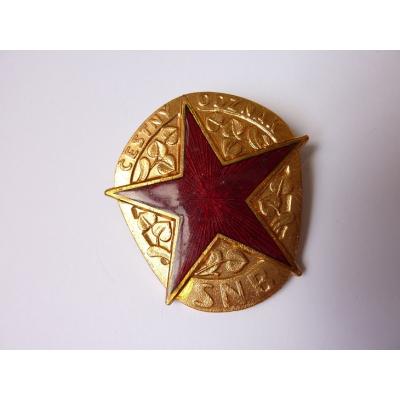 Československo - Čestný odznak Sboru národní bezpečnosti
