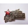 Československo - odznak Vzorný pracovník státních orgánů