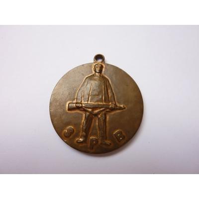 Československo - čestný odznak Svazu Protifašistických bojovníků