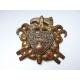 Československo - odznak čepicový Česká zemská hasičská jednota