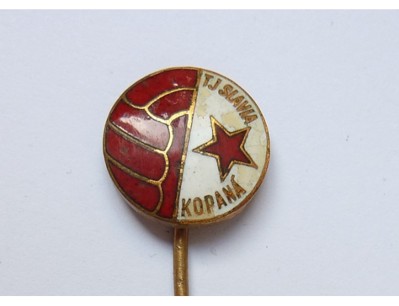 Rakousko Uhersko - odznak TJ Slavia Praha 1893