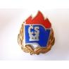 Československo - čestný odznak Československého svazu mládeže, číslovaný