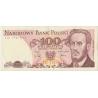 Polsko - bankovka 100 zlotych 1988