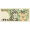 Polsko - bankovka 50 zlotych 1988