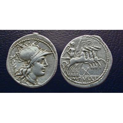 Řím, M. Tullius, denár