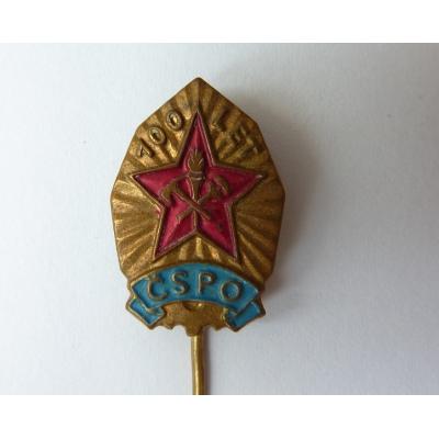 Československý svaz požární ochrany - 100 let