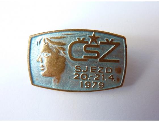 ČSŽ sjezd 1979