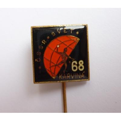 ČSSR Svět Karviná 68