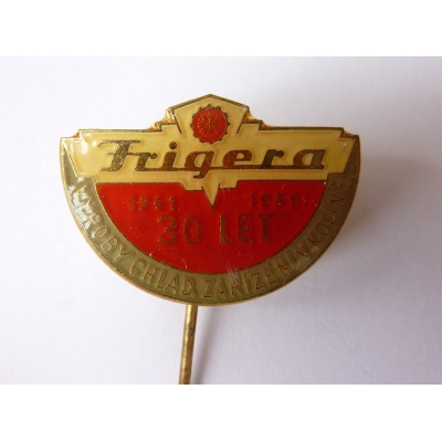 Frigera - 30 let 1971