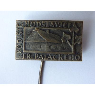 Hodslavice - rodiště Františka Palackého