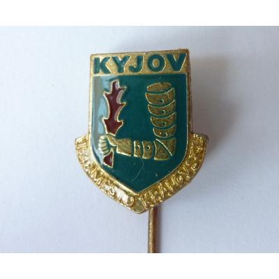 Kyjov - 1548 Město královské