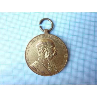 Franz Josef - medal SIGNVM MEMORIAE