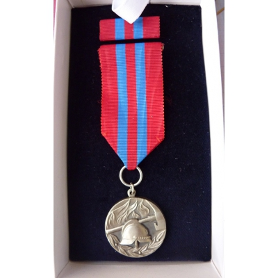 Firefighters - Medal of Merit