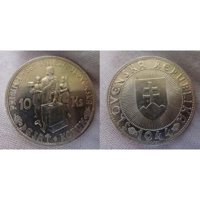 10 korun 1944