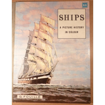 Ships: A picture history in colour