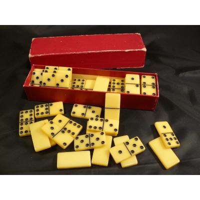 Historická hra domino
