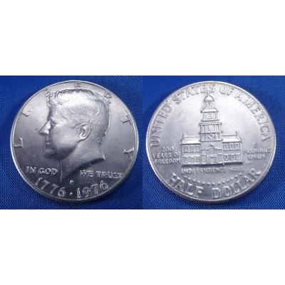 1/2 dolar 1976 - 200 YEARS OF FREEDOM