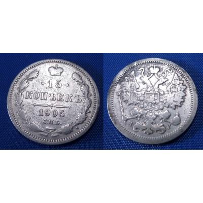 15 kopejek 1905
