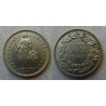 Switzerland - 1/2 Franc 1968