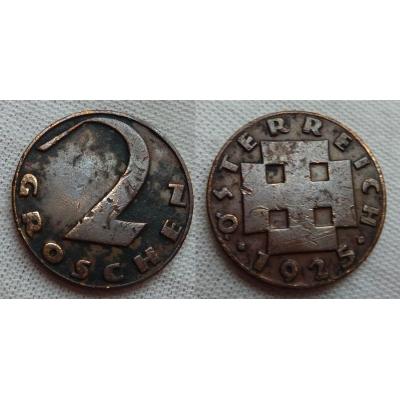 2 groschen 1925