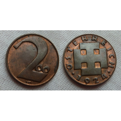 200 kronen 1924