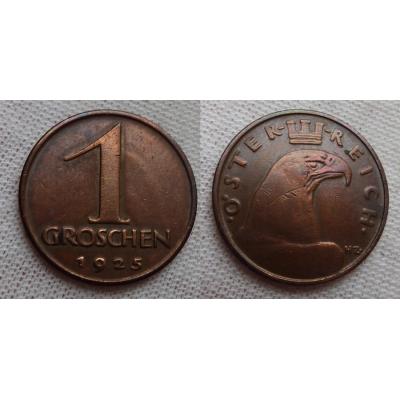 1 groschen 1925