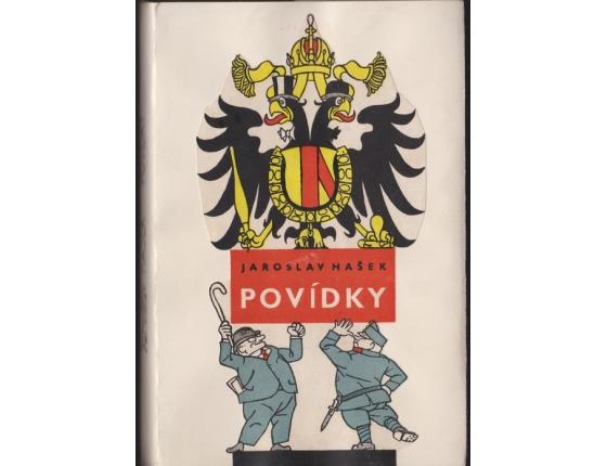 Povídky, satiry a humoresky 1955