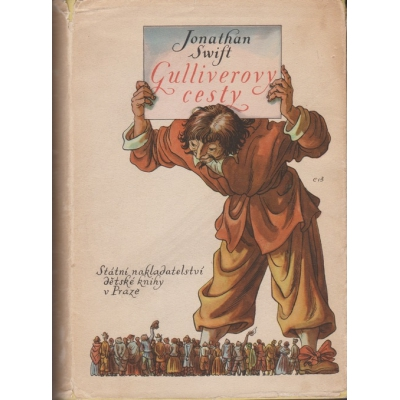 Glliverovy cesty / Jonathan Swift (1965)