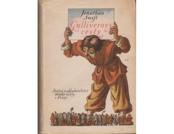 Glliverovy cesty / Jonathan Swift (1965)