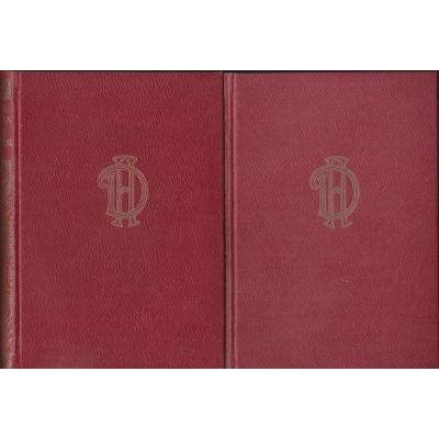 Rytíř Harmental díl I. a II. / Alexander Dumas (1926, 1931)