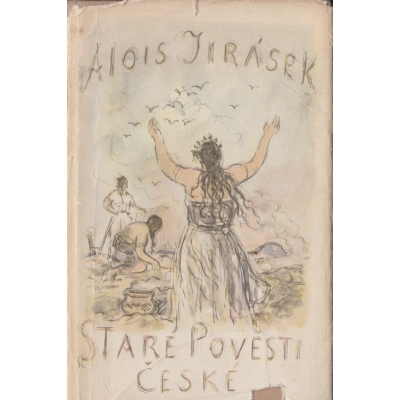 Staré pověsti české / Alois Jirásek (1961)