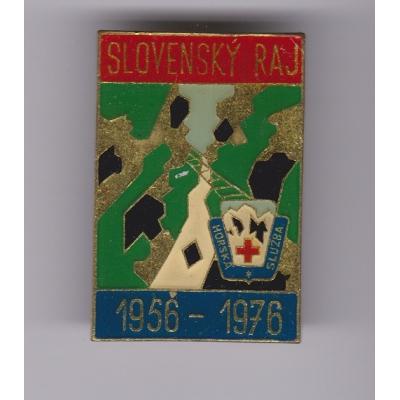 Slovenský raj - Horská služba 50 let