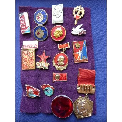 Sbírka odznaků SSSR