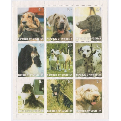 Dagestánská republika - plemena psů
