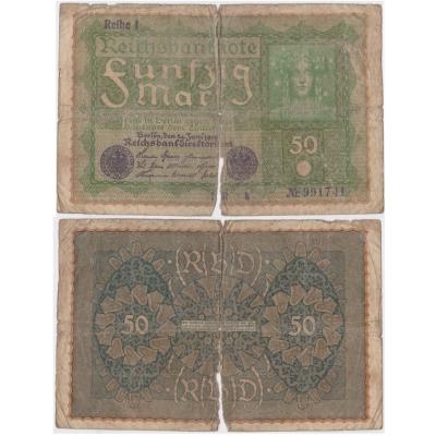 50 marek 1919