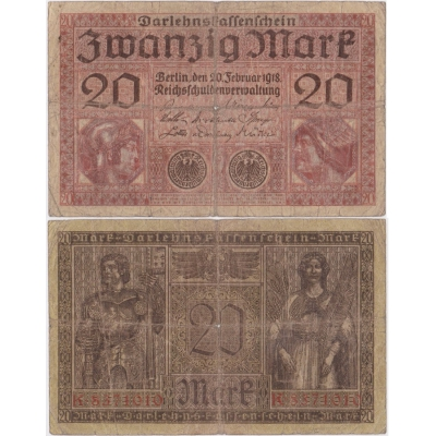20 mark 1918