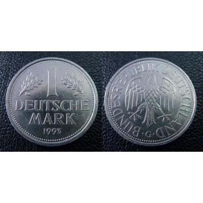 Německo - 1 Mark 1993 G