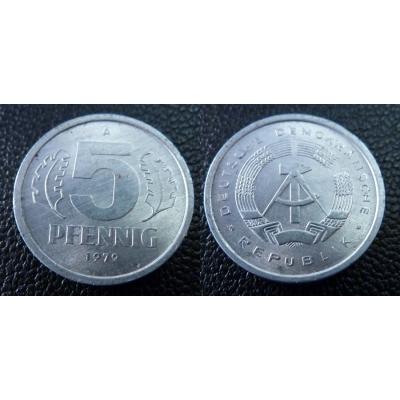 5 Pfennig 1979 A