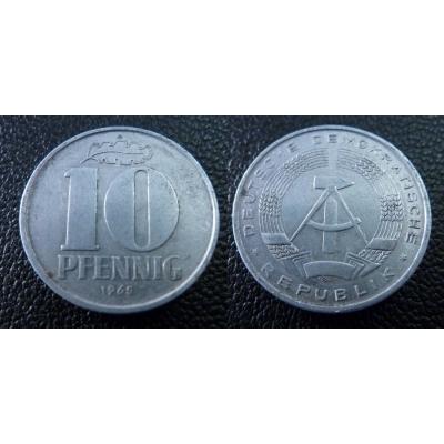 10 Pfennig 1965 A