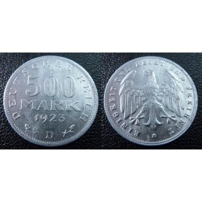 500 marek 1923 D