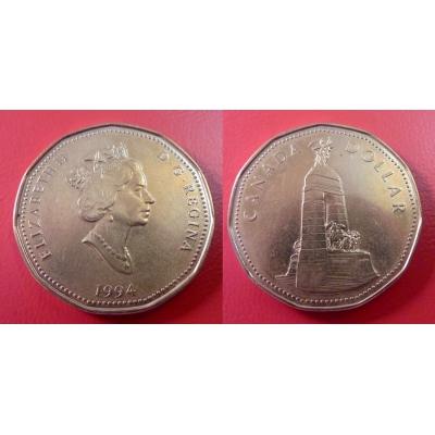 Kanada - 1 dolar 1994