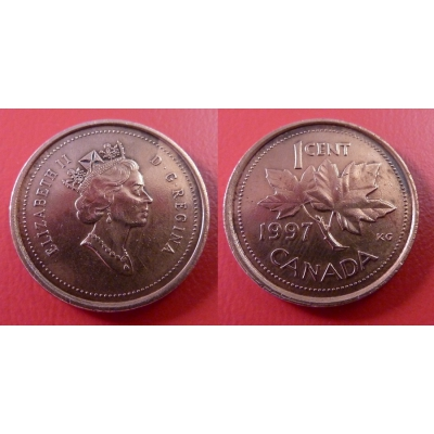 1 cents 1997