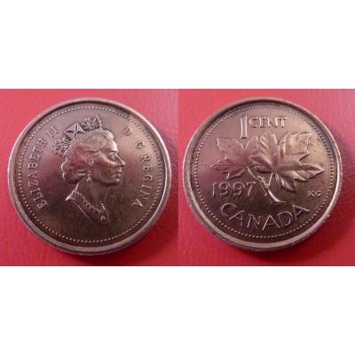 Kanada - 1 cents 1997