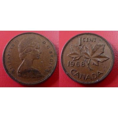 Kanada - 1 cent 1968