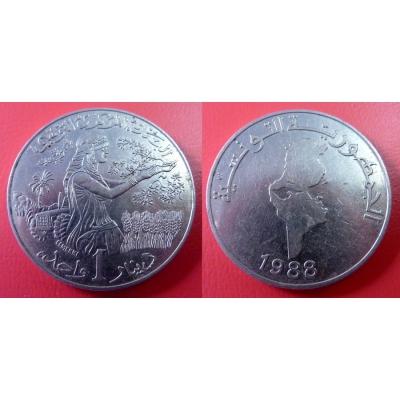 1 dinar 1988