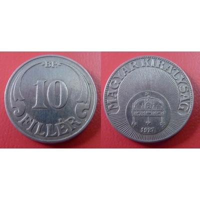 10 Fillér 1927 BP