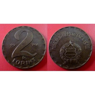 Maďarsko - 2 Forint 1970