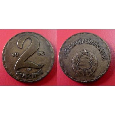 Maďarsko - 2 Forint 1976