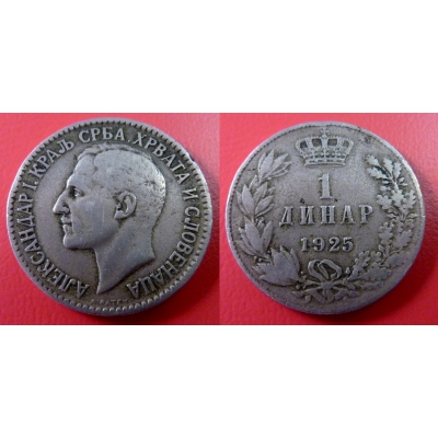 1 dinar 1925