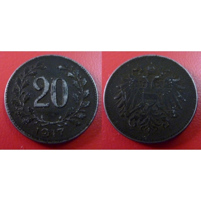 20 Heller 1917